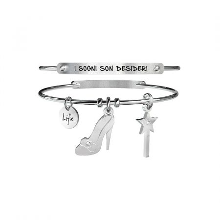 Bracciale Kidult Scarpetta Symbols Life Collection 731075