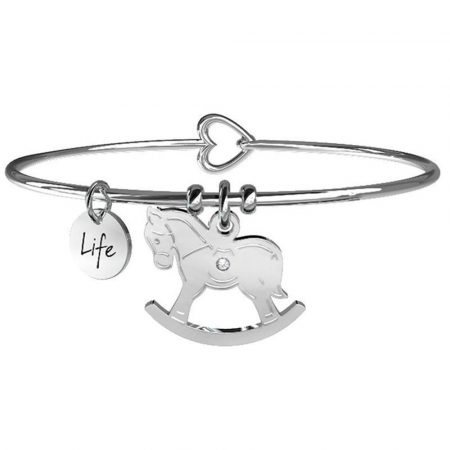 Bracciale Kidult Cavallo Dondolo Special Moments Life Collection 731080