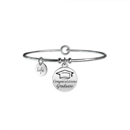Bracciale Kidult Laurea Special Moments Life Collection 231665