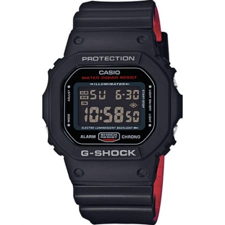 Orologio da uomo CASIO G-Shock DW-5600HR-1ER