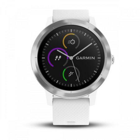 Garmin Orologio Vivoactive 3 GPS Bianco Cardio Polso 010-01769-20