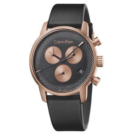 Orologio Calvin Klein City Chrono K2G17TC1