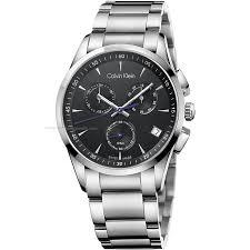 Orologio Calvin Klein Chrono Bold K5A27141
