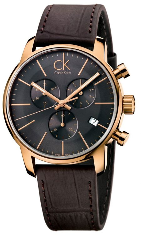 Orologio Calvin Klein City K2G276G3