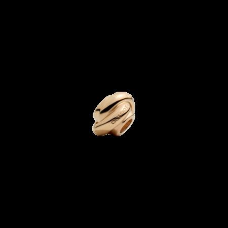 Queriot Nodo D' Amore Medio Oro Rosa 9kt NODOO02MED