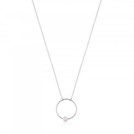 Collana Icona Tous in Argento con perle 612572510