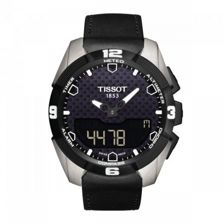Tissot T-Touch Expert Solar Swiss Made Quarzo T091.420.46.051.00