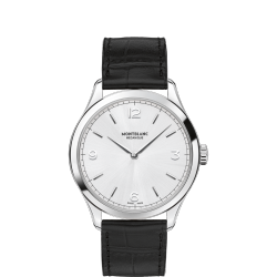 Orologio Montblanc Heritage Chronométrie Ultra Slim Pelle 112515