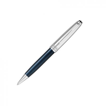 Penna Sfera Montblanc Meisterstück Solitaire Douè Blue Hour 112895