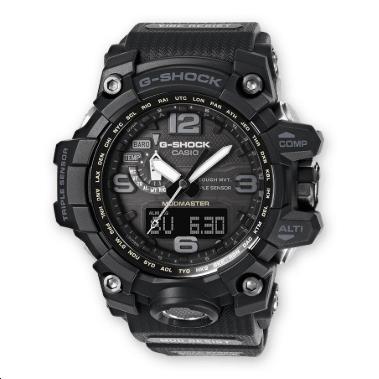 Orologio G-Shock Casio ModMaster Resina Nero Opaco GWG-1000-1A1ER