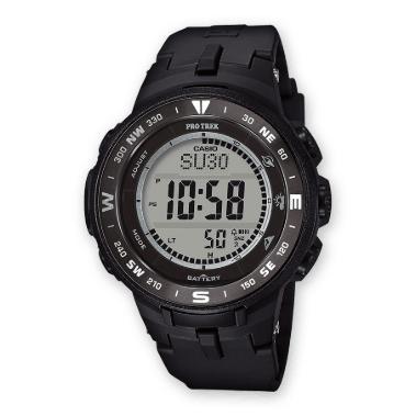 Orologio Pro-Trek Casio Resina Nero Altimetro Barometro PRG-330-1ER