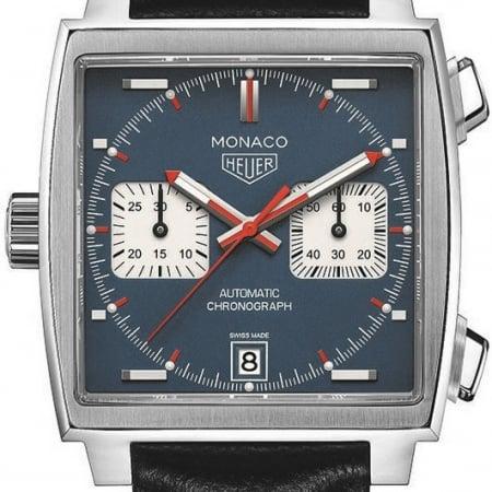 Orologio TAG Heuer Monaco Calibro 11 CAW211P.FC6356