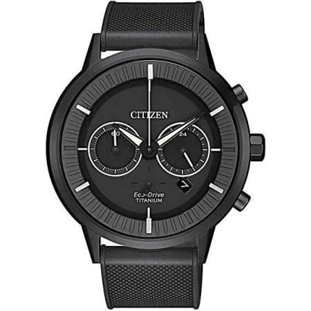 Orologio Citizen Super-Titanio Eco-Drive Chrono CA4405-17H
