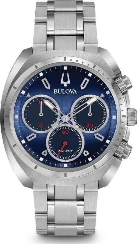 Orologio Cronografo Collezione Sport Curv Bulova 96A185