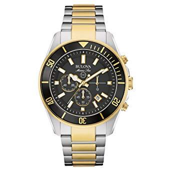 Orologio Bulova Marine Star Cronografo Quarzo Uomo 98B249