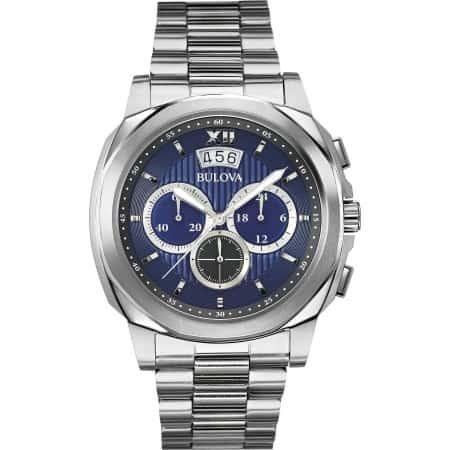 Orologio Bulova cronografo da uomo collezione Dress 96B219