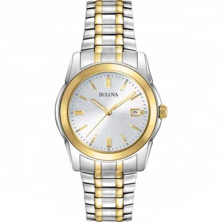 Orologio solo tempo da uomo Bulova collezione Dress 98H18
