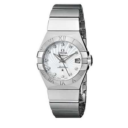 Orologio Donna Omega Constellation Co-Axial 12310272055001
