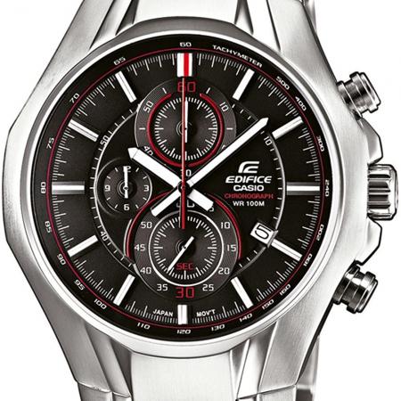 Orologio Uomo CASIO Edifice Crono EFR-522D-1AVUEF