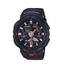 Orologio Casio G-Shock Cassa Cinturino Resina Antiurto GA-500-1A4ER