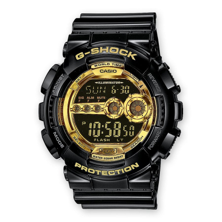 Orologio Uomo CASIO Collection G-Shock GD-100GB-1ER